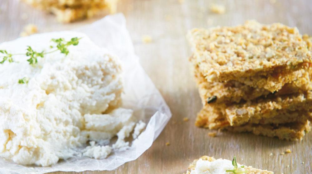 Galletas de avena receta con chabacano
