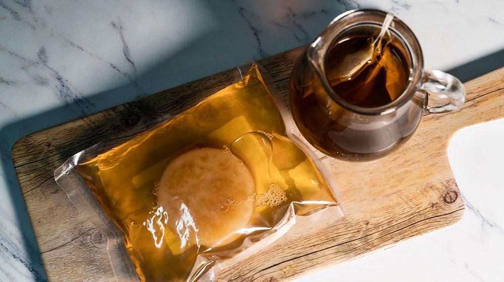 Qué es el té kombucha y cómo se prepara
