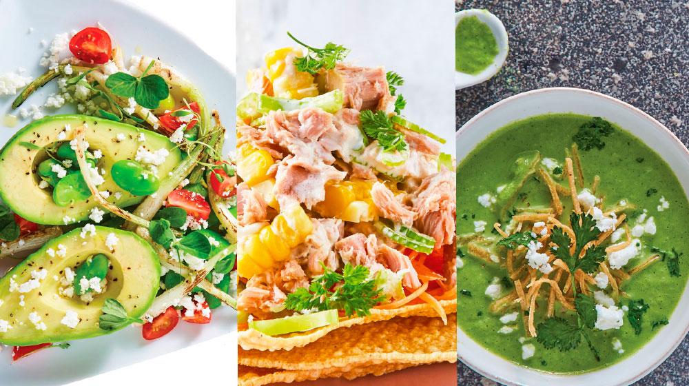 Comidas Rápidas Para Cuando No Tengas Inspiración En La Cocina Cocina Fácil