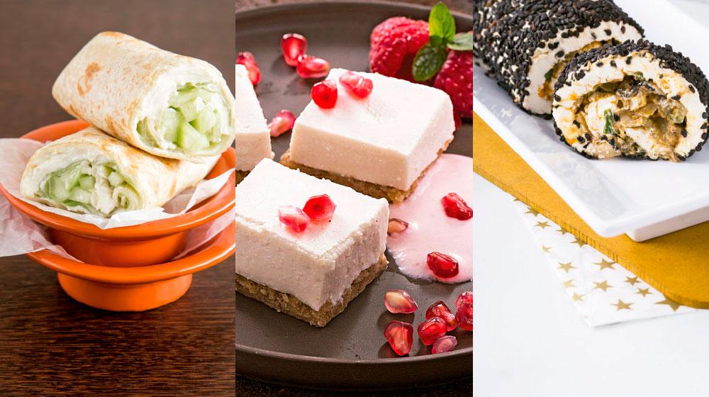 Deliciosas recetas con queso crema