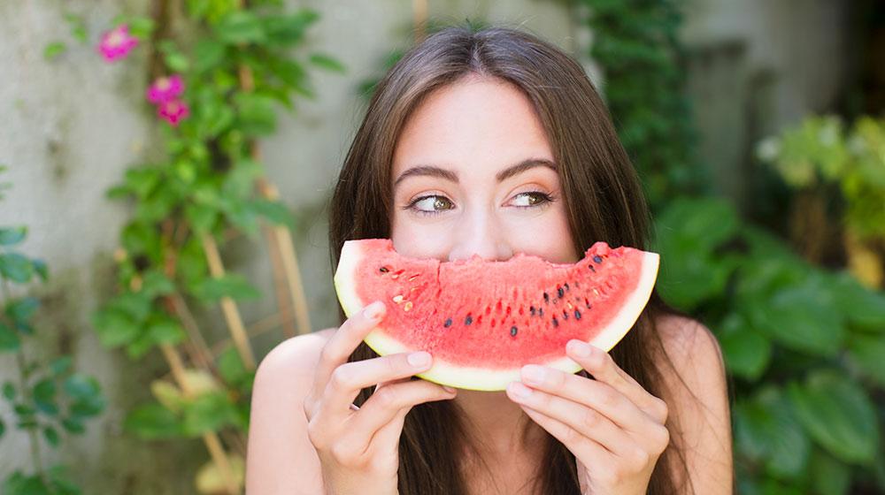 Beneficios de la sandía para tu belleza