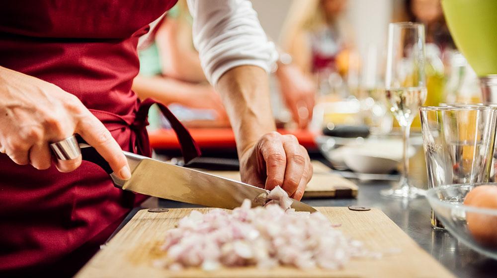 Cómo sacar filo a los cuchillos
