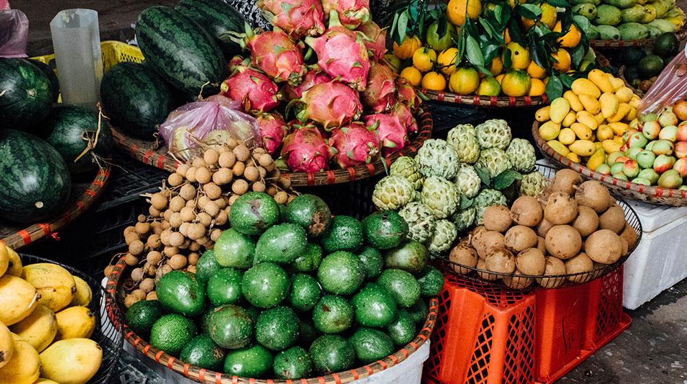 Frutas prehispánicas