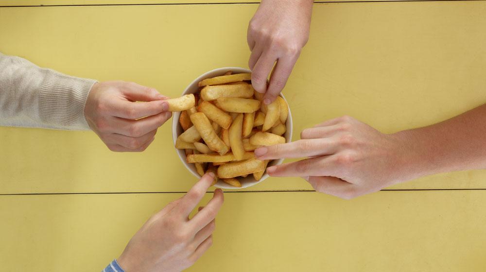 Por qué las papas fritas son tan adictivas