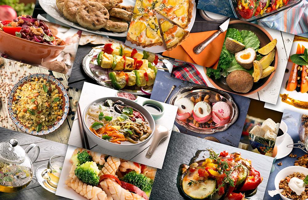 Test: ¿Qué tanto sabes de gastronomía típica internacional?