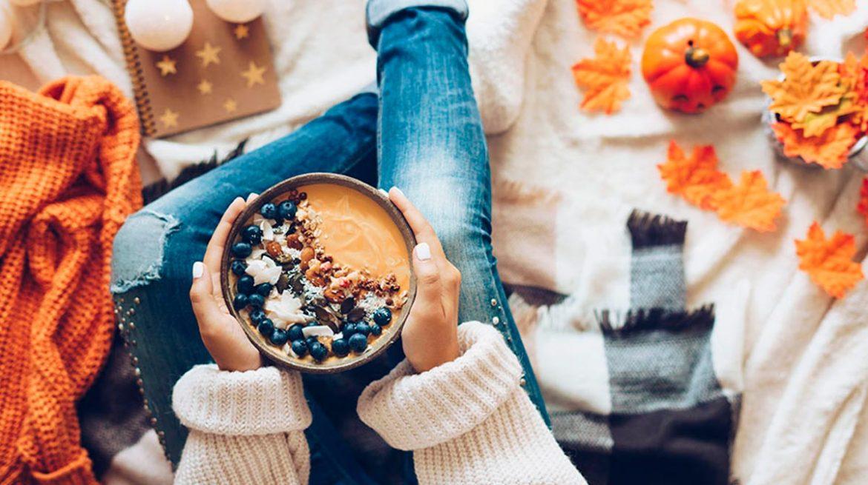 tips clave de alimentación durante el otoño