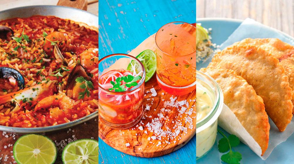 Comida en Veracruz