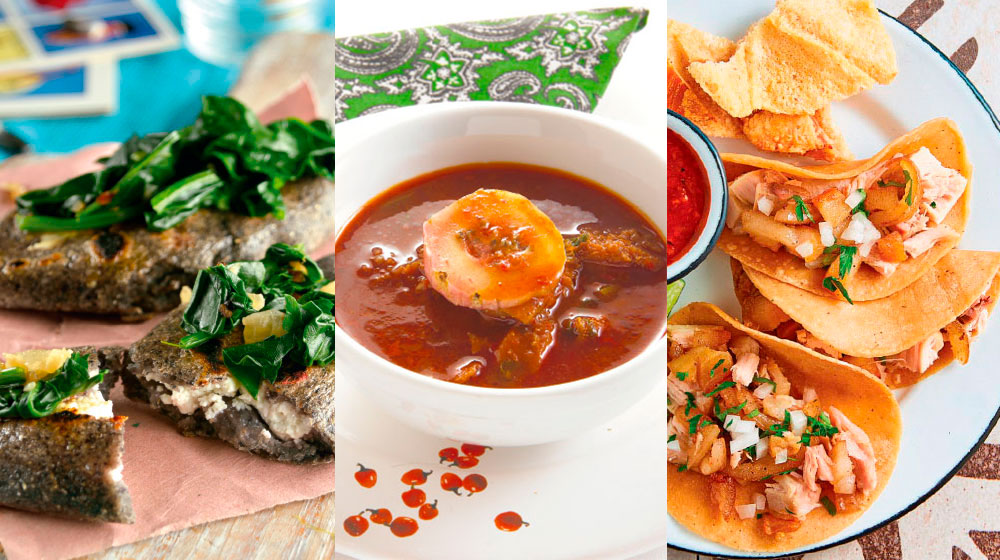 Comida típica de Hidalgo