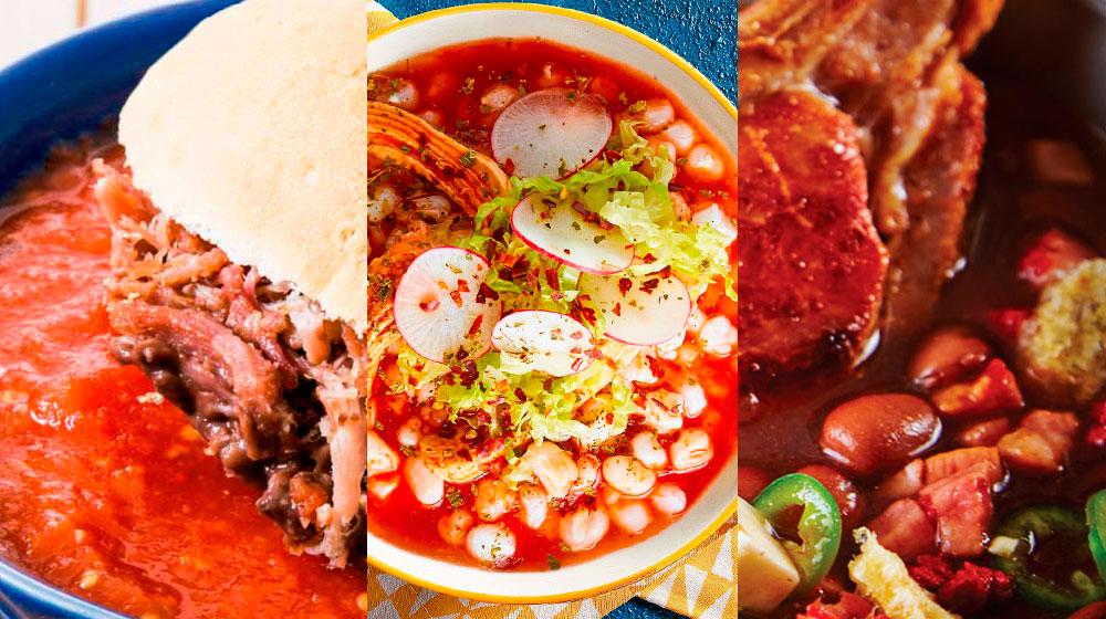 Comida tipica de Jalisco