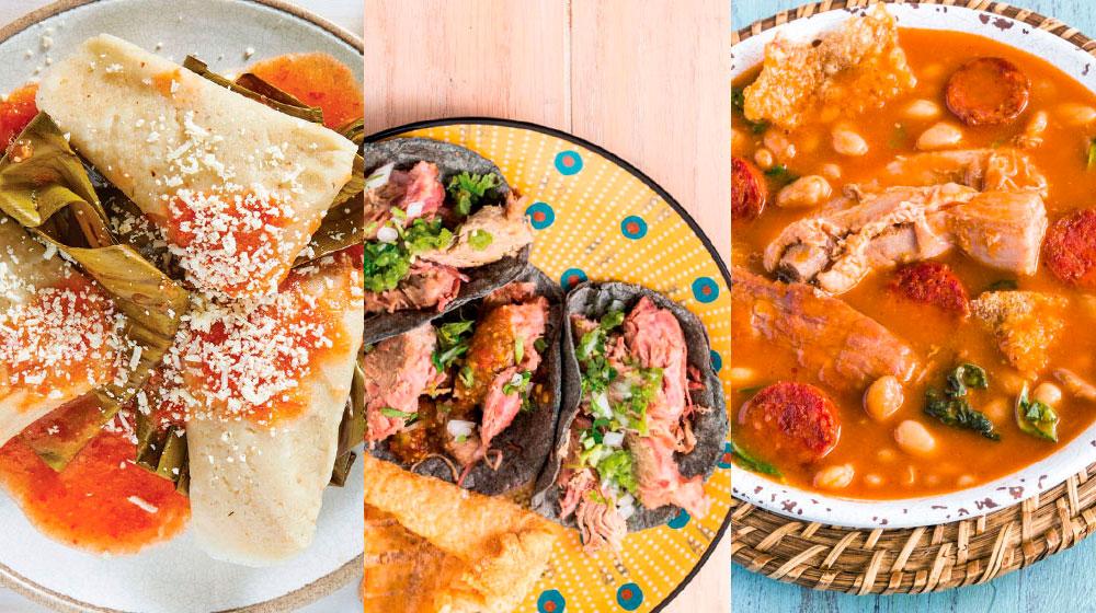 Comida típica de Michoacán