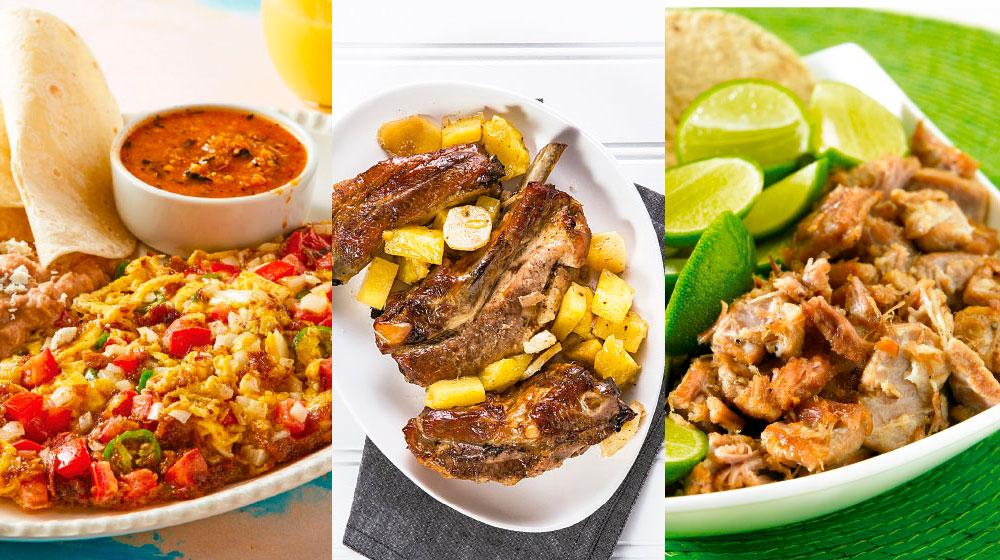 Comida tipica de Nuevo León