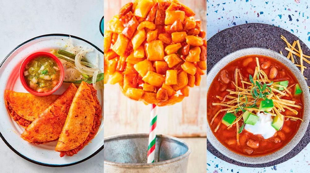 Comida típica de Tlaxcala