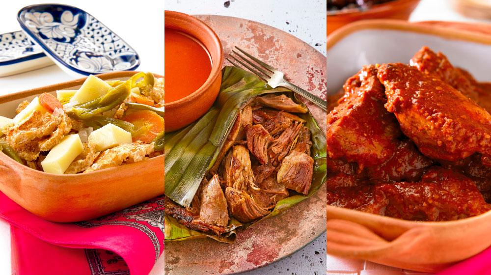 comida típica de Zacatecas