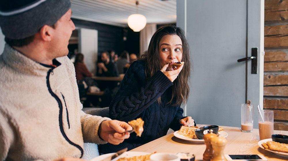 ¿Por qué sentimos más hambre cuando hace frío?