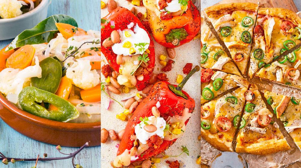 Recetas con chile jalapeño