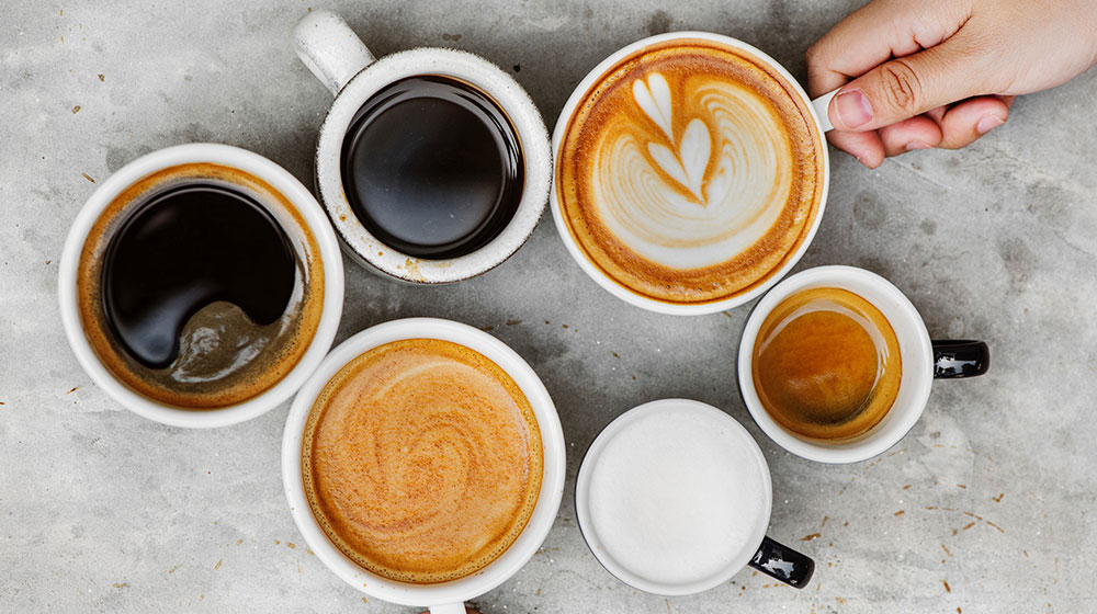 Test: ¿qué bebida de café eres?