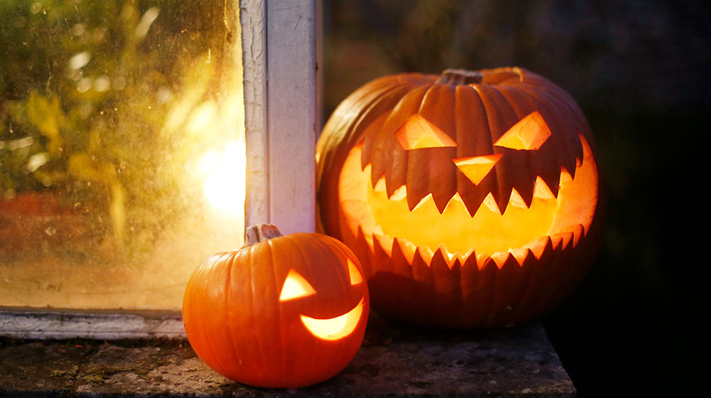 Origen de la calabaza de Halloween