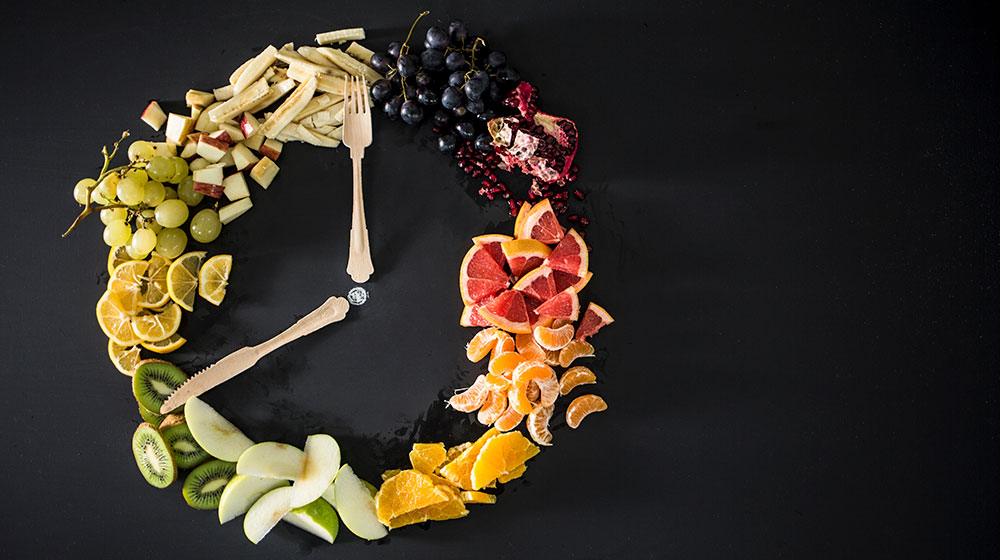 Cambio de horario: cómo afecta nuestra alimentación