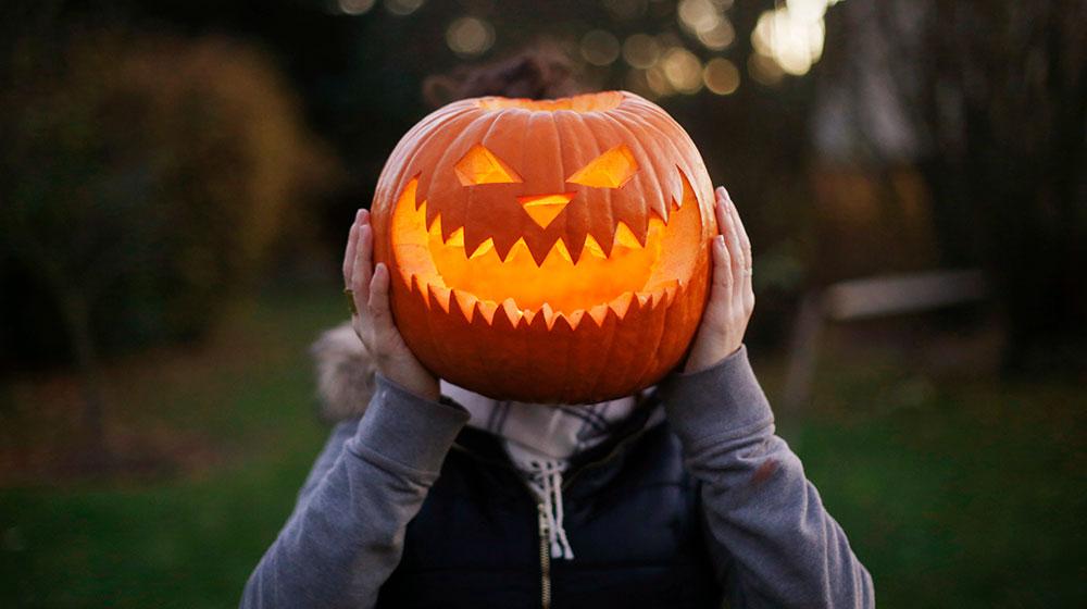 Historia de la calabaza de Halloween