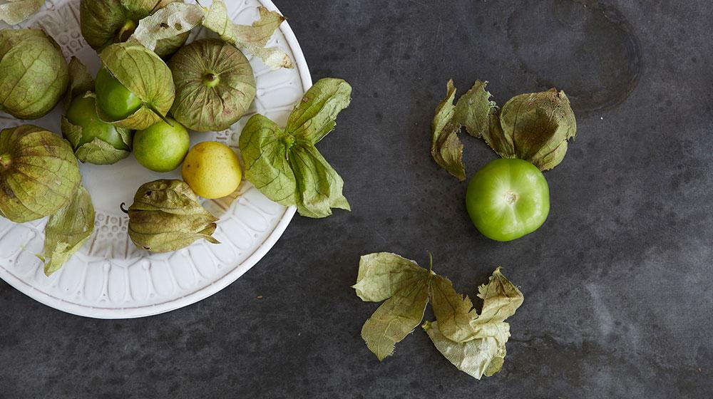 Beneficios del tomate verde para la salud