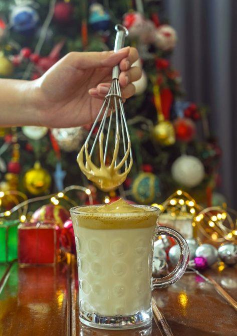 CAFE DALGONA bebida caliente gourmet gastronomia