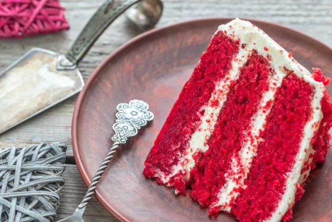 dieta keto Red velvet cake pastel postre pan navidad