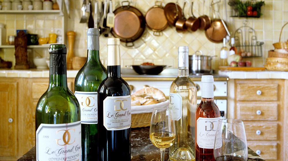 Cómo conservar el vino correctamente en casa