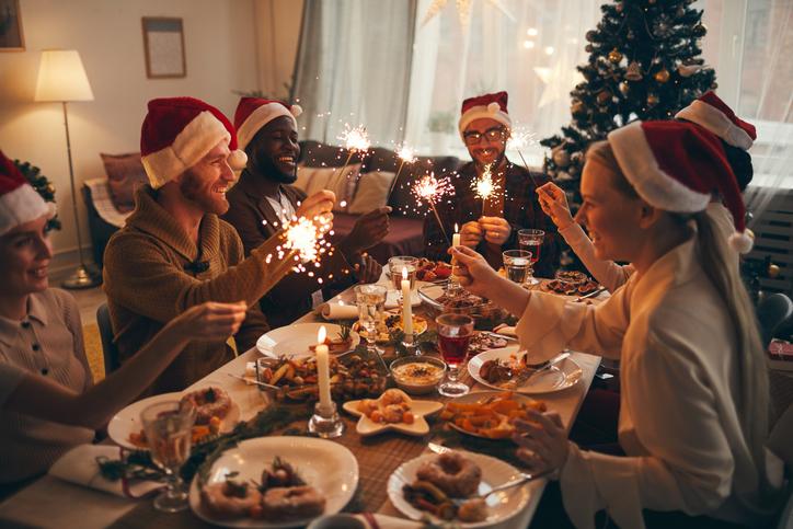 Menu economico de Navidad vs menu caro para pasar felices fiestas