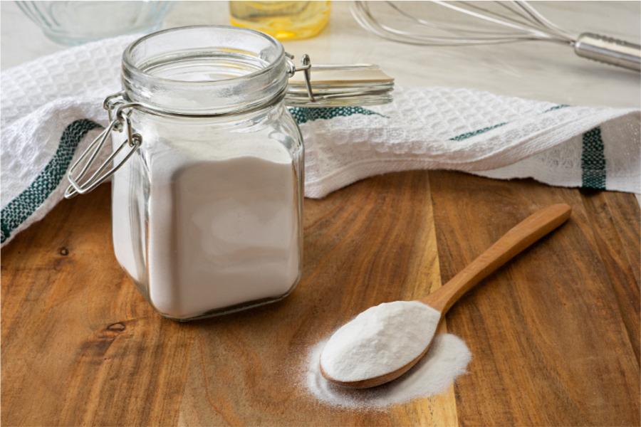 Usos del bicarbonato de sodio en la cocina
