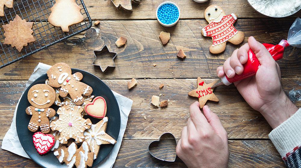 Cómo hacer galletas para decorar