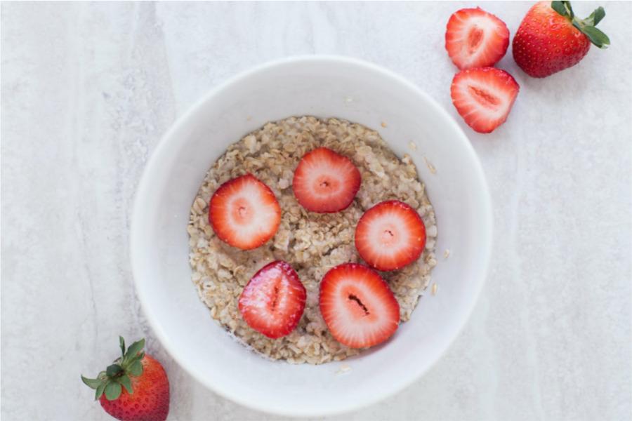 Desayunos saludables y revitalizantes