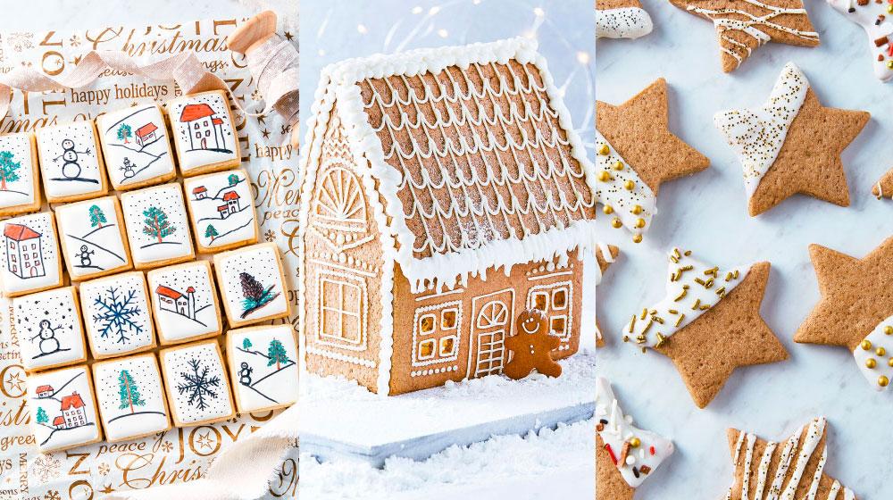 Galletas navidad deliciosas y mágicas