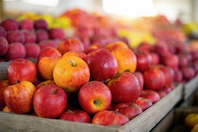 Manzana roja vitaminas salud digna recetas
