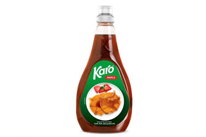 Salmón glaseado con Miel Karo®