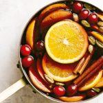Ingredientes para ponche con piquete