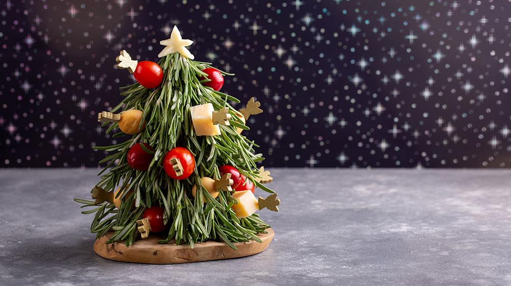 Romero: la especia navideña ideal