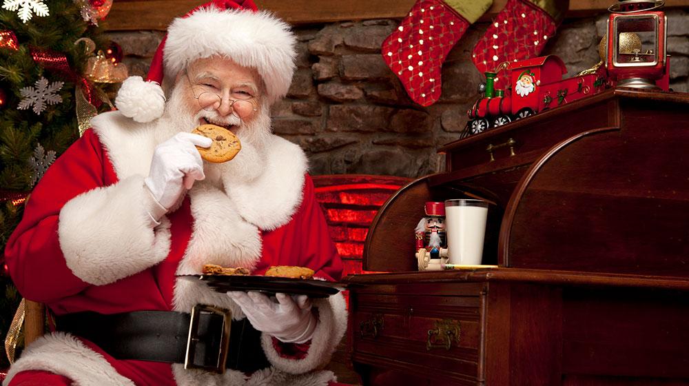 Galletas para Santa Claus