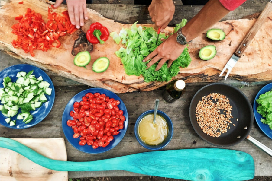 Recetas de comida saludable con superfoods mexicanos