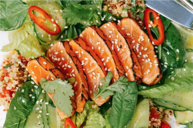Alimentos saludables para combatir el dolor en articulaciones