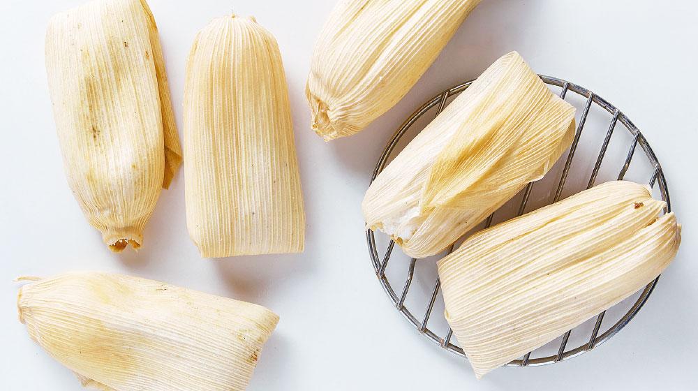 Armado de tamales