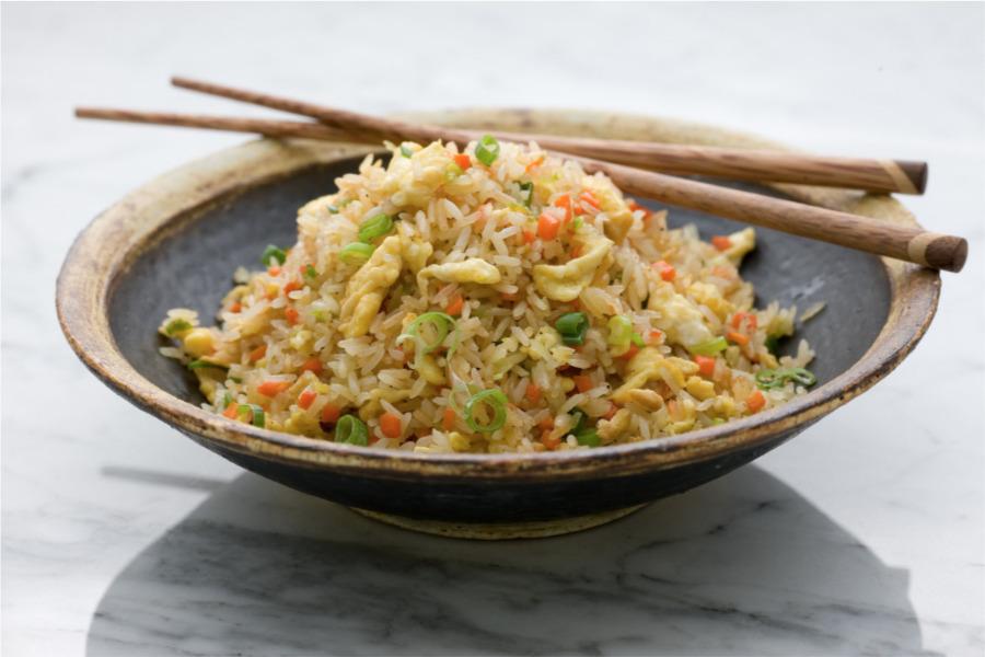 arroz yakimeshi