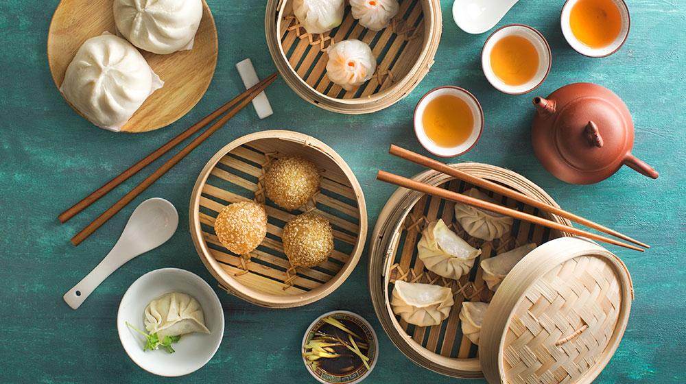 Alimentos chinos