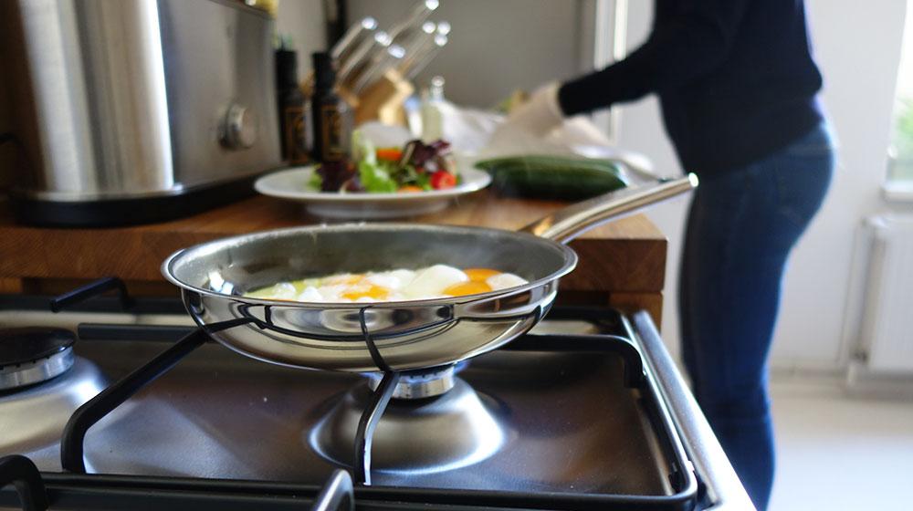 Tips para hacer huevos estrellados