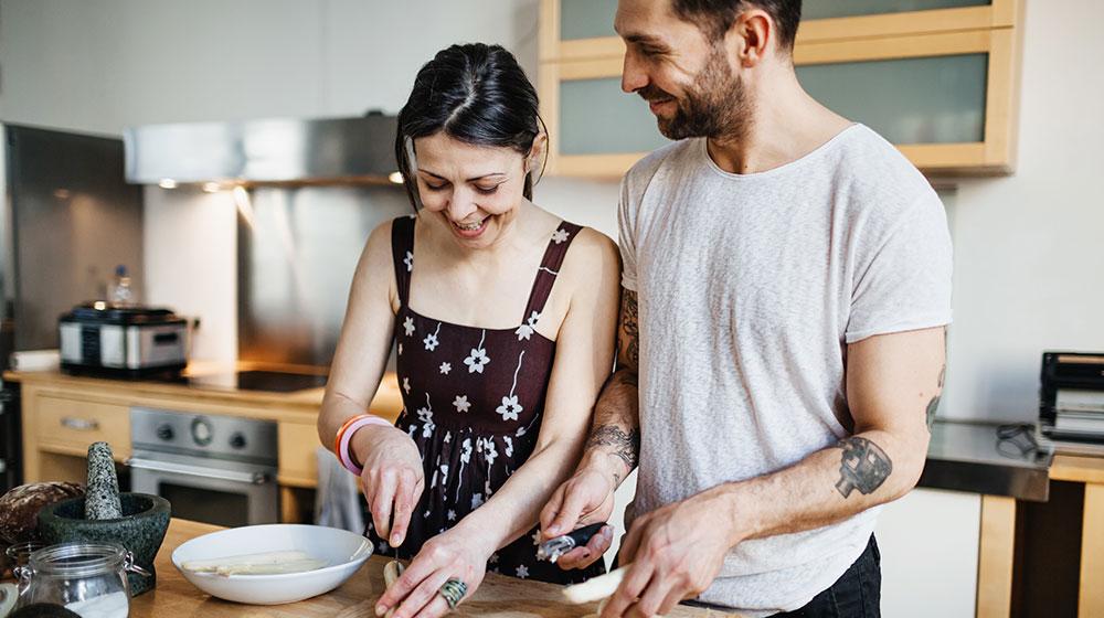 Dieta en pareja