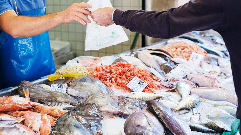 Pescados más baratos