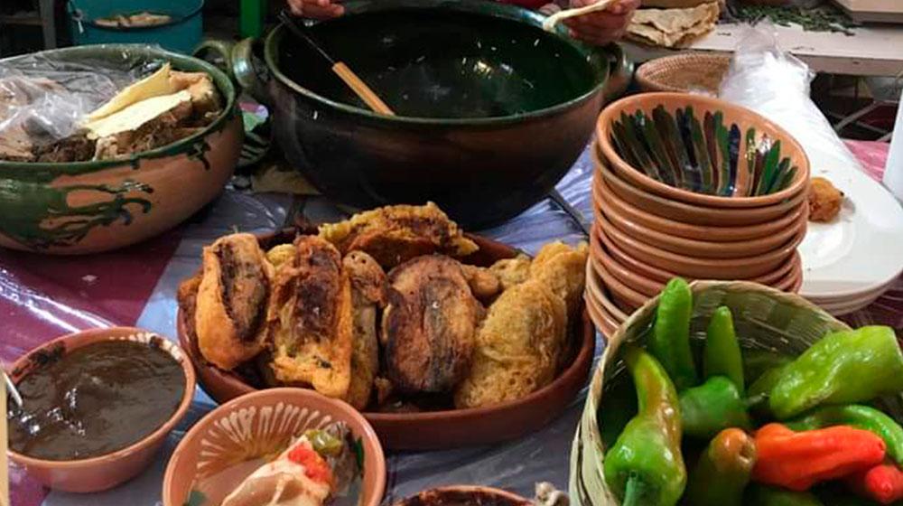 comida oaxaqueña