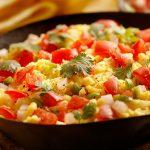 Cómo hacer huevo a la mexicana