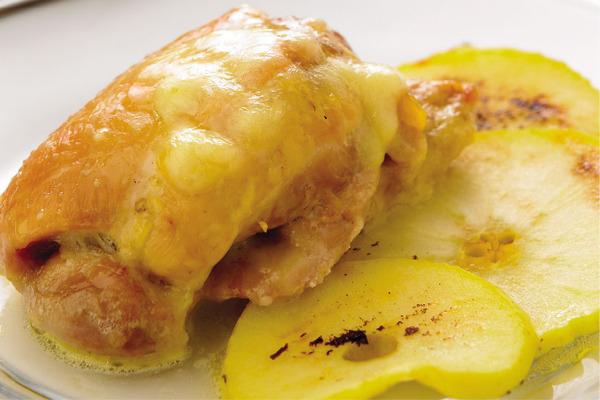 Recetas con pollo, recetas de pollo: Muslos de pollo rellenos