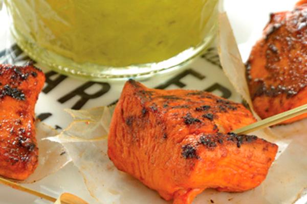 Recetas con pollo: recetas de pollo: pollo tandori