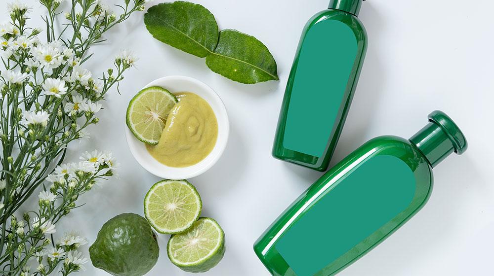 Shampoo de bergamota casero